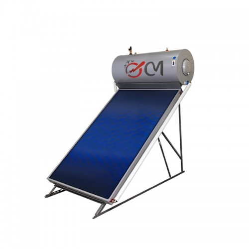 Painel solar com termossifão