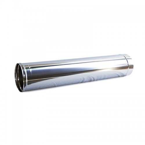 Tubo rígido inox 1 MT