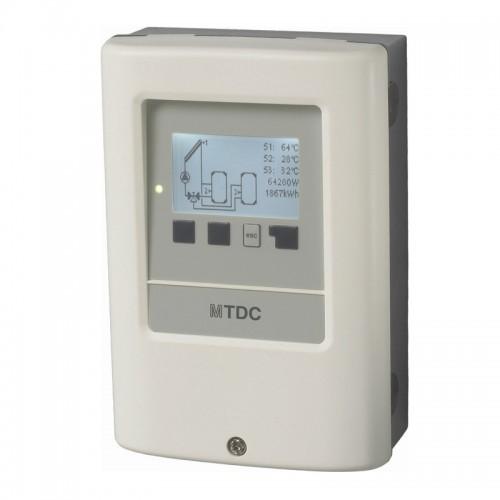 Central solar MTDC