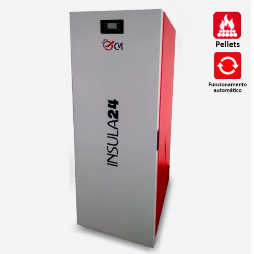 Caldeira AC Semi-Automática...