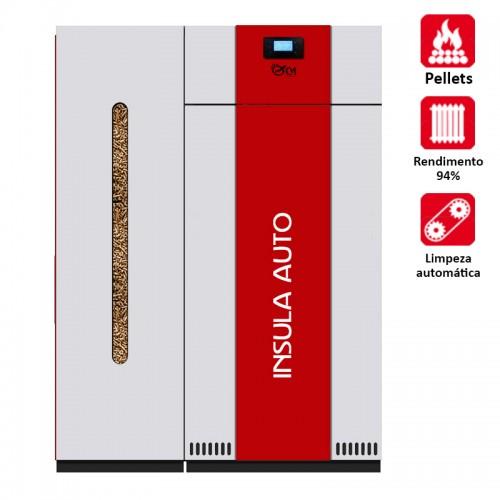 Boiler CH Automatic Insula...